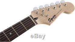 Fender Squier Bullet Stratocaster HSS Hard Tail Brown Sunburst