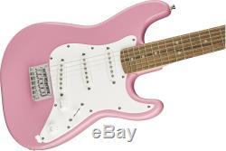 Fender Squier Mini Strat Electric Guitar Pink
