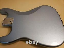 Fender Squier Stratocaster Bullet Loaded Body Hardtail Guitar. Lake Placid Blue