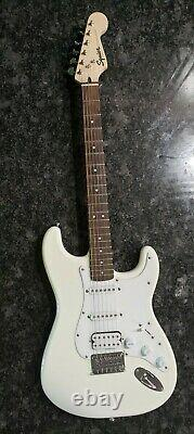 Fender Squier Stratocaster Electric Guitar White