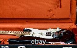 Fender Stratocaster John Cruz Masterbuilt 1966 Black/Shell Pink Relic Floyd Rose
