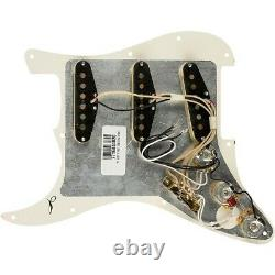 Fender Stratocaster SSS 57/62 Pre-Wired Pickguard White/Back/White