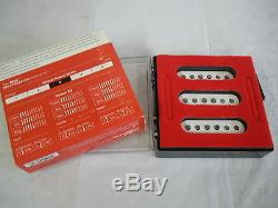 Fender Tex Mex Strat Pickup Set Texas Stratocaster Jimmie Vaughan Special New