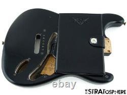 Fender USA Custom Shop 1969 Journeyman Relic Stratocaster BODY Strat 69 Black