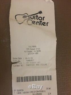 Fender Vintage 1959 Stratocaster Reissue 2013 NEW