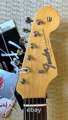 Fender Vintage Hot Rod'60s Stratocaster HSCS All Tags & Candy Olympic White