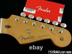 Fender Vintera 50s Stratocaster Strat Modified NECK & TUNERS C Maple $20 OFF