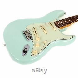 Fender Vintera'60s Stratocaster Pau Ferro Surf Green Demo