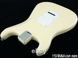 Fender Vintera 60s Stratocaster Strat Modified LOADED BODY S-1, Olympic White
