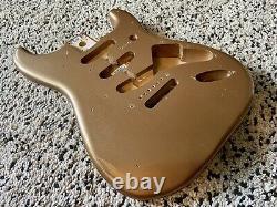 Fender Vintera Road Worn 60s Stratocaster Strat Body Firemist Gold