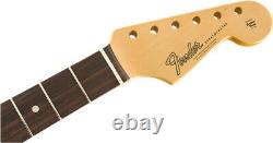Genuine Fender American Original 60s stratocaster'60s Thick C Shape, Rosewood