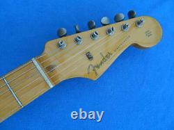 IMPORT 1995-1996 Fender Japan ST57-53 Stratocaster 2TS & new Hard Case