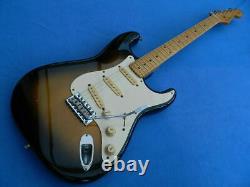 IMPORT 1995/6 Fender Japan ST57-53 Strat/Stratocaster 2TS & New Hard Case