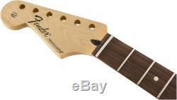 LEFTY Fender Standard Stratocaster Strat NECK Pau Ferro 0994623921