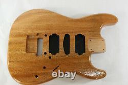 Mahogany HSH guitar body fits Fender Strat Stratocaster neck Floyd Rose J283