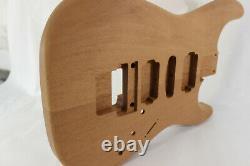 Mahogany HSH guitar body fits Fender Strat Stratocaster neck Floyd Rose J284