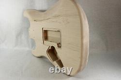 Maple HxS guitar body fits Fender Strat Stratocaster neck Floyd Rose J605
