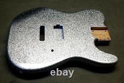 Metal Flake PAINT JOB on YOUR Guitar Body! GuitarPaintGuys
