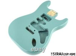 NEW Fender American Standard Stratocaster REPLACEMENT BODY Sonic Gray 0056229648