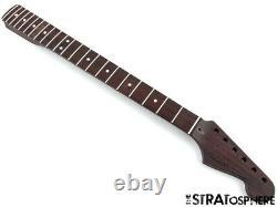 NEW Fender American Standard Stratocaster Strat NECK SOLID ROSEWOOD 770-5914-821