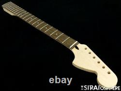 NEW Mighty Mite Fender Lic Stratocaster Strat NECK CBS 70s, Laurel MM2938-LA