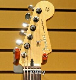 NEW PRICE! Mexican Fender strat g5VG Stratocaster powered by roland withhard case