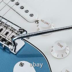 New Fender Player Stratocaster Limited Edition Electric Guitar- Lake Placid Blue