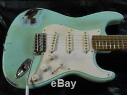 Replacement Body All Nitro Fits Fender Stratocaster