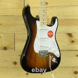 Squier Affinity Series Stratocaster, Maple Fingerboard, 2-Color Sunburst