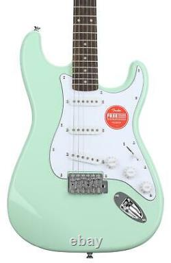 Squier Affinity Series Stratocaster Surf Green with Laurel Fingerboard