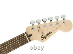 Squier Bullet Stratocaster HT Electric Guitar (Sonic Grey)