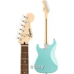 Squier Bullet Stratocaster HT Electric Guitar Tropical Turquoise
