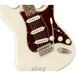 Squier Classic Vibe'70s Stratocaster Electric Guitar Olympic White