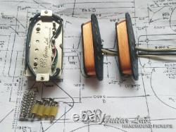 Stratocaster Super Strat SET HSS Pickups fit Fender Boutique Custom