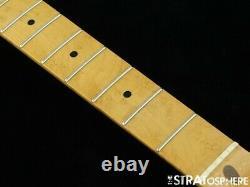 USA Fender Custom Shop 1959 Stratocaster NOS NECK & TUNERS Strat Birdseye Maple