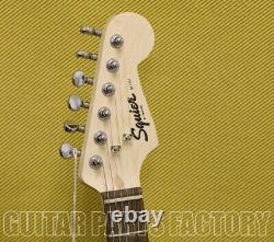 037-0121-556 Squier Par Fender Mini Stratocaster Electric Guitar Shell Pink