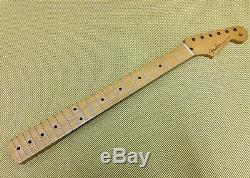 099-1002-921 Stratocaster Classic Series 50 V Doux Érable Manche 21 Frets