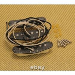 099-2117-000 Véritable Fender Original 57/62 Set Stratocaster Strat Pickups