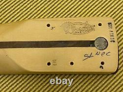 099-7103-921 Fender Deluxe Série Stratocaster Strat Remplacement Col Pau Ferro
