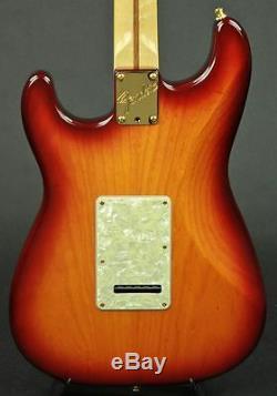 1993 Fender Custom Shop Flame Maple Top Stratocaster Et Telecaster Set # 18 Sur 50