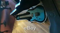 2012 American Fender Deluxe Stratocaster Coutume (gaucher)