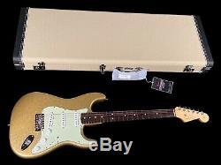 2019 Fender Stratocaster 1963 Custom Shop 63 Strat Nos Or Étincelle