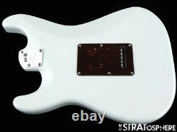 2020 Fender American Ultra Stratocaster Strat Body & Hardware USA Arctic Pearl