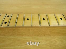 2020 Fender Custom Shop 1957 Stratocaster Jr Relic Vintage 9.5 10/56 Manche En Érable