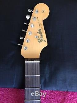 60s Stratocaster Neck (bois De Rose)