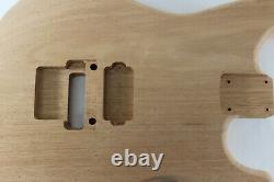 Acajou Hxx Corps De Guitare S'adapte Fender Strat Stratocaster Cou Floyd Rose J382