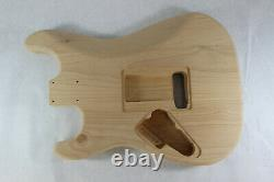 Alder Corps De Guitare Hss Fender Strat Stratocaster Cou Floyd Rose J550