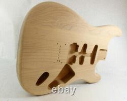 Alder Hss Corps De Guitare Hardtail S'adapte Fender Strat Stratocaster Cous J627