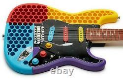 Corps Imprimé 3d De Fender Stratocaster