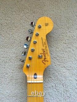 David Gilmour Black Strat/stratocaster Replica USA Spécifications / Luthier Bld